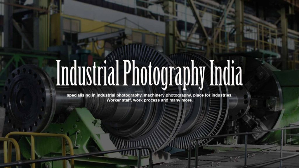 Industrial Photography in delhi