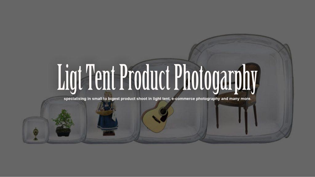 light tent photography