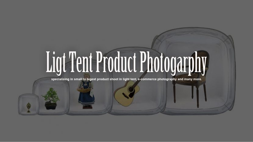 light tent photography