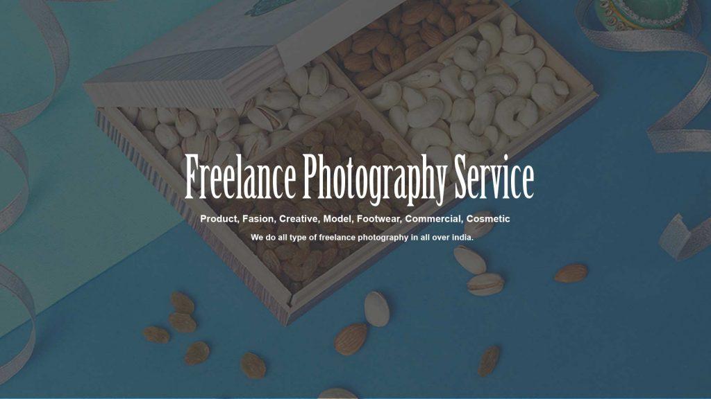 freelance product photography