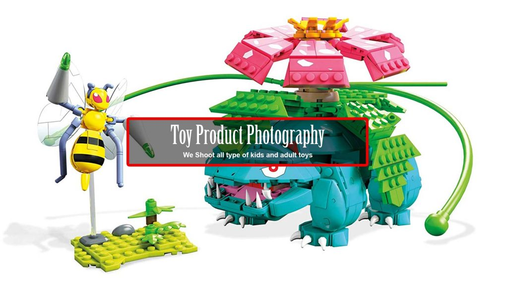 tabletop photography for toys