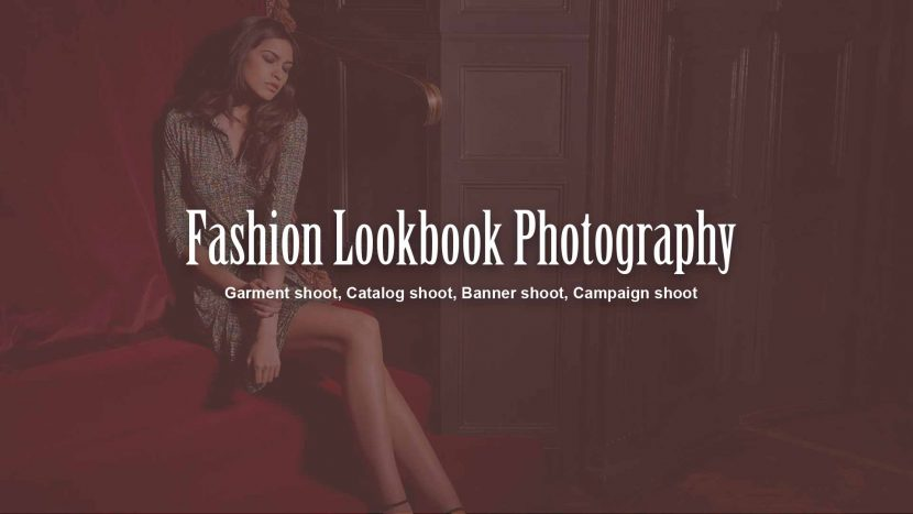 Lookbook photography