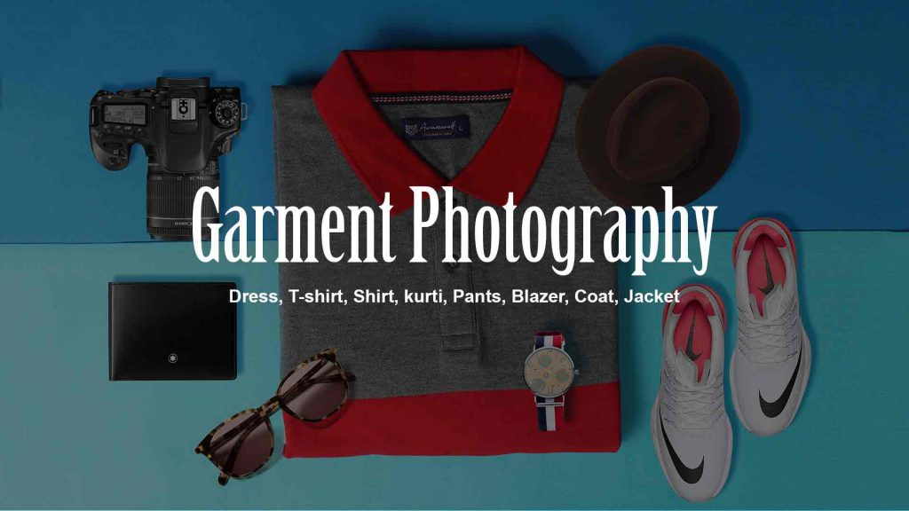Garment Photography