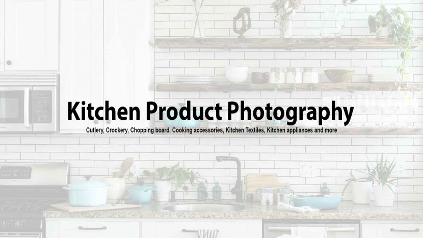 kitchen product photography