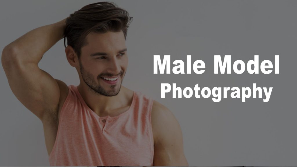 Male model photography delhi