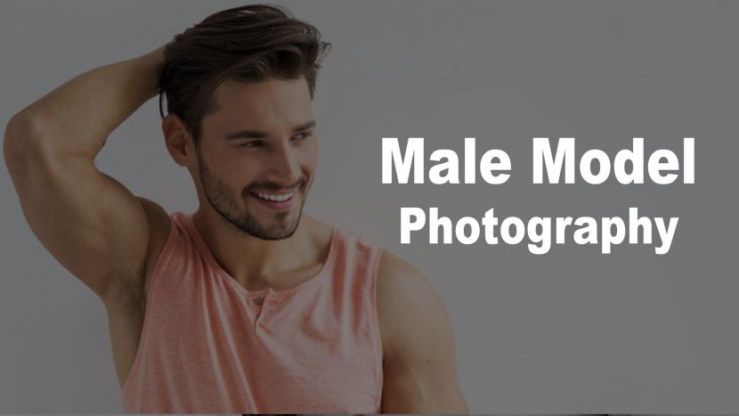 Male model photography delhi