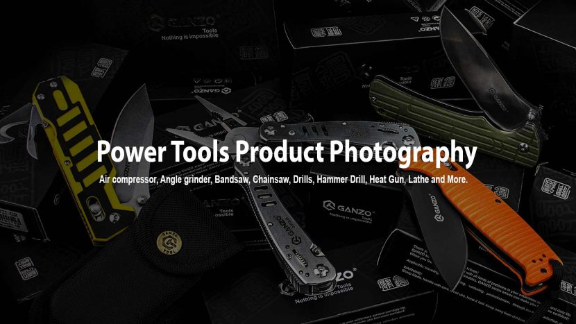 Power Tools Photography