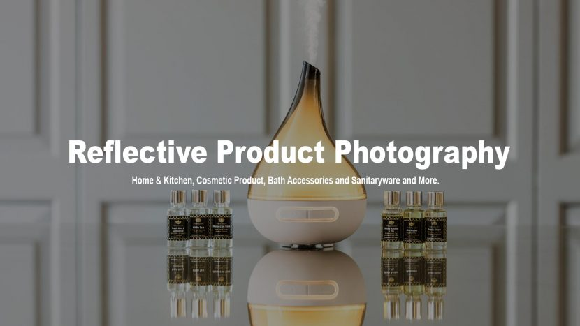 Reflective product photography