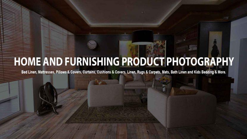 home and furnishing shoot